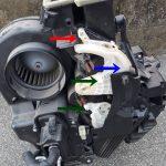 スバルサンバーTT1のエアコンのヒーターコアを力技で修理してみた。