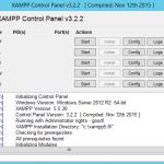 手軽にPHP開発環境を整えるXAMPP